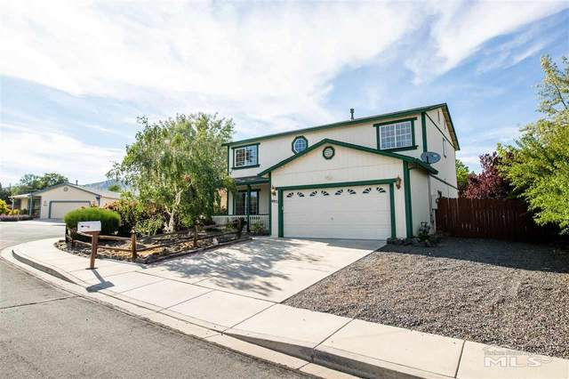 6971 Carmen Ct., Sun Valley, NV 89433 (MLS #200007192) :: Ferrari-Lund Real Estate