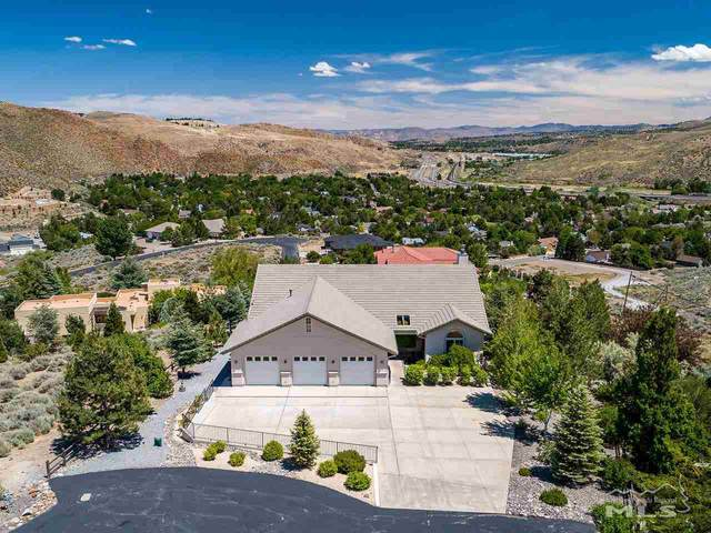 120 Mule Deer Drive, Reno, NV 89523 (MLS #200007194) :: Theresa Nelson Real Estate