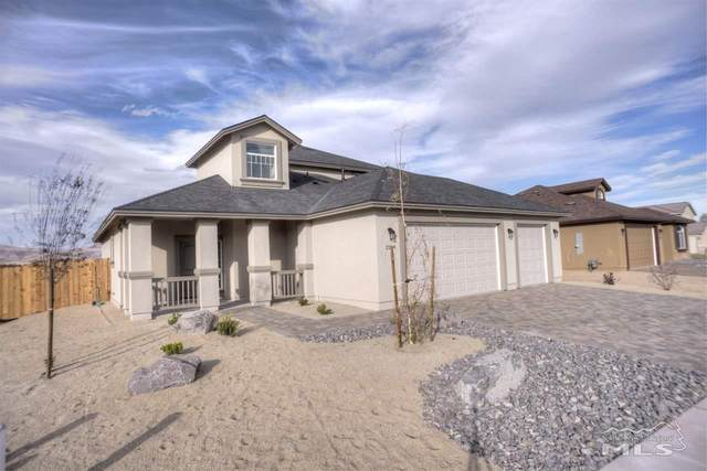1195 Jasmine, Fernley, NV 89408 (MLS #200007212) :: The Craig Team