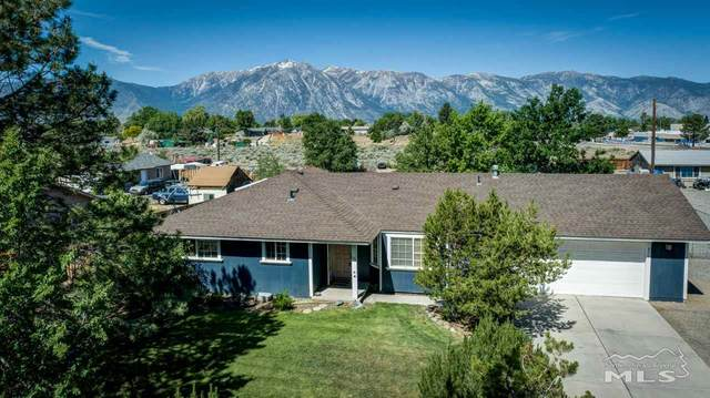 870 Whitney Way, Gardnerville, NV 89460 (MLS #200007213) :: Ferrari-Lund Real Estate