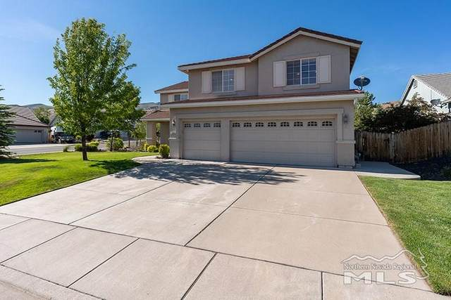 7095 Windstar Drive, Reno, NV 89523 (MLS #200007223) :: The Mike Wood Team