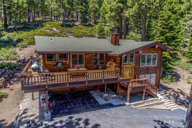 996 Jennifer, Incline Village, NV 89451 (MLS #200007228) :: Chase International Real Estate