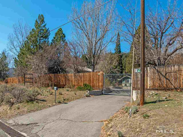 715 S Us Hwy 395, Washoe Valley, NV 89704 (MLS #200007233) :: Theresa Nelson Real Estate