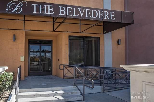 450 N Arlington #516, Reno, NV 89503 (MLS #200007235) :: NVGemme Real Estate