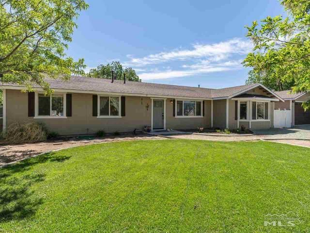 2743 Kayne, Minden, NV 89423 (MLS #200007248) :: NVGemme Real Estate