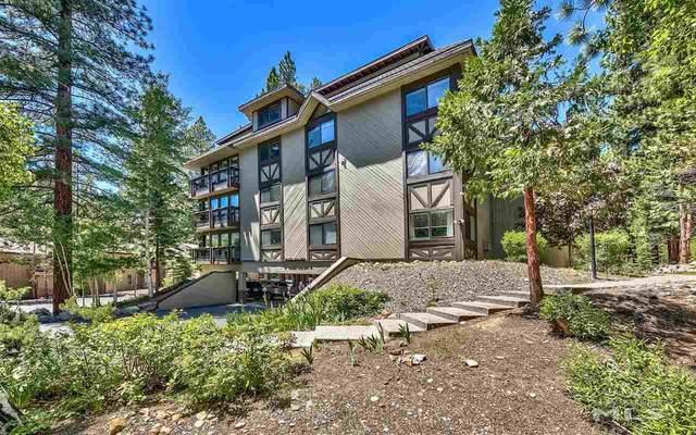 333 Ski Way #251 #251, Incline Village, NV 89451 (MLS #200007253) :: Chase International Real Estate
