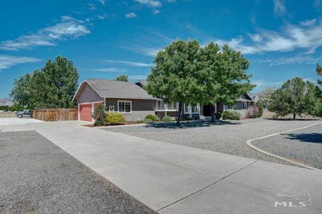 250 Comstock Rd, Dayton, NV 89403 (MLS #200007260) :: Mendez & Associates