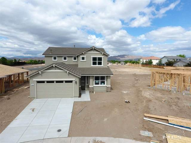 3630 Early Dawn Drive #32, Sparks, NV 89436 (MLS #200007261) :: The Mike Wood Team