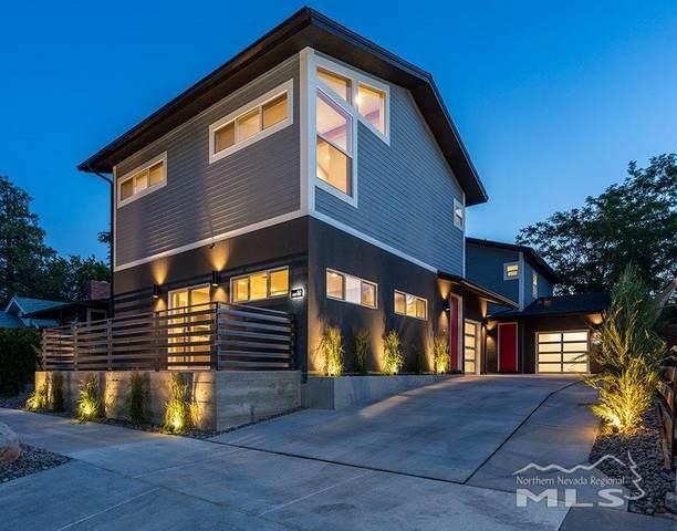 809 Forest Street, Reno, NV 89509 (MLS #200007266) :: Harcourts NV1