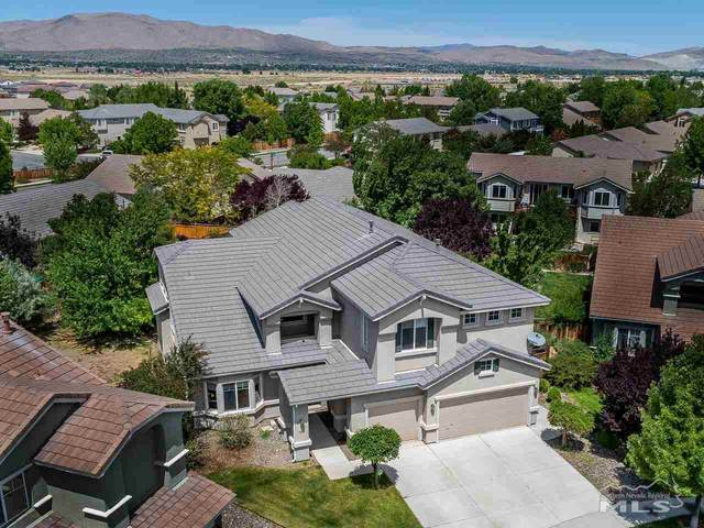 7281 Noah Ct, Sparks, NV 89436 (MLS #200007268) :: The Mike Wood Team