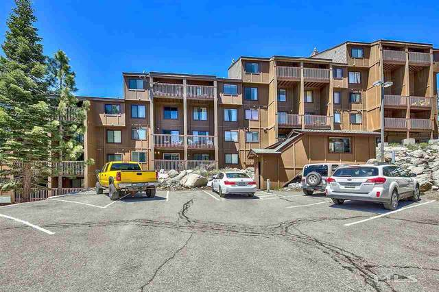 759 Boulder Ct #1, Stateline, NV 89449 (MLS #200007269) :: Fink Morales Hall Group