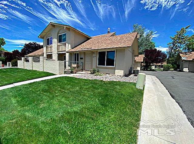 4024 Pheasant Drive, Carson City, NV 89701 (MLS #200007272) :: Fink Morales Hall Group
