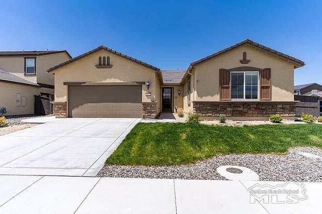 7177 High Hill, Sparks, NV 89436 (MLS #200007290) :: NVGemme Real Estate