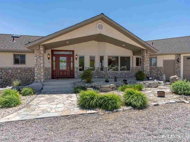 459 Upper Colony, Wellington, NV 89444 (MLS #200007297) :: The Mike Wood Team
