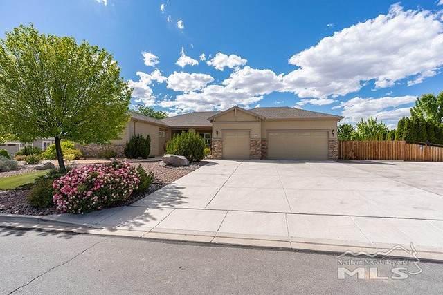 425 Sunset Springs, Sparks, NV 89441 (MLS #200007325) :: Theresa Nelson Real Estate