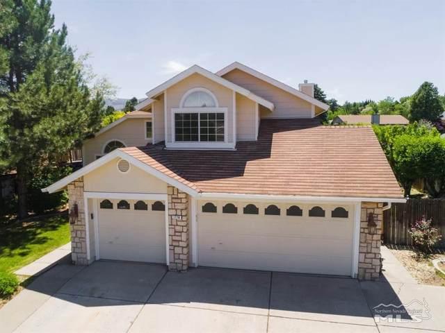 1779 Lakeland Hills Dr, Reno, NV 89523 (MLS #200007346) :: Fink Morales Hall Group
