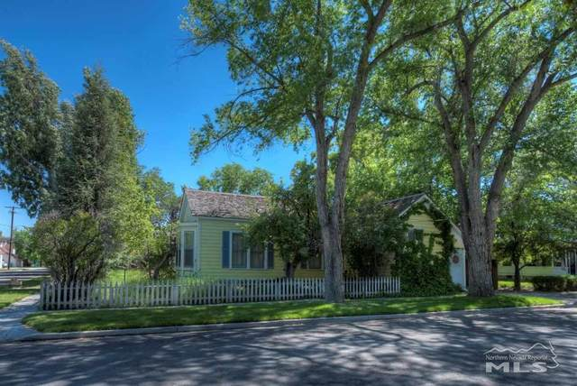 412 N Minnesota Street, Carson City, NV 89703 (MLS #200007355) :: Theresa Nelson Real Estate