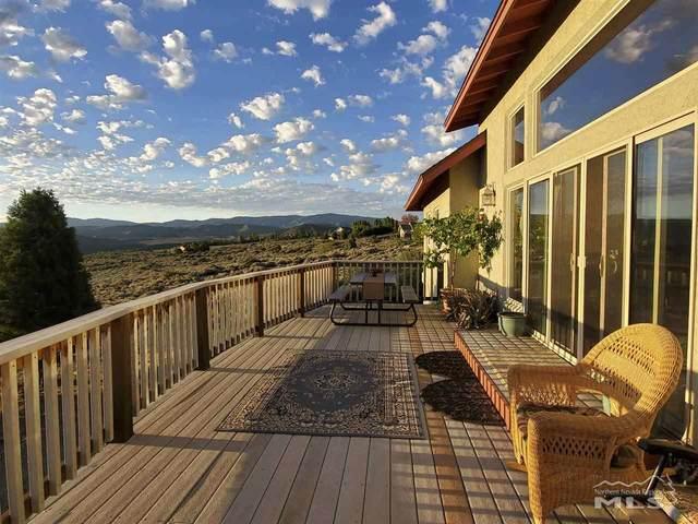 350 Hawkins Peak Rd, Woodfords, Ca, CA 96120 (MLS #200007359) :: Ferrari-Lund Real Estate
