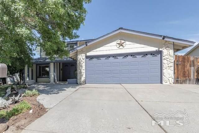 2464 Blossom View Dr, Sparks, NV 89434 (MLS #200007365) :: Vaulet Group Real Estate