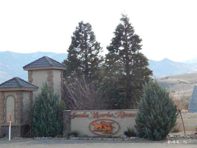 126 Denio, Dayton, NV 89403 (MLS #200007391) :: Theresa Nelson Real Estate