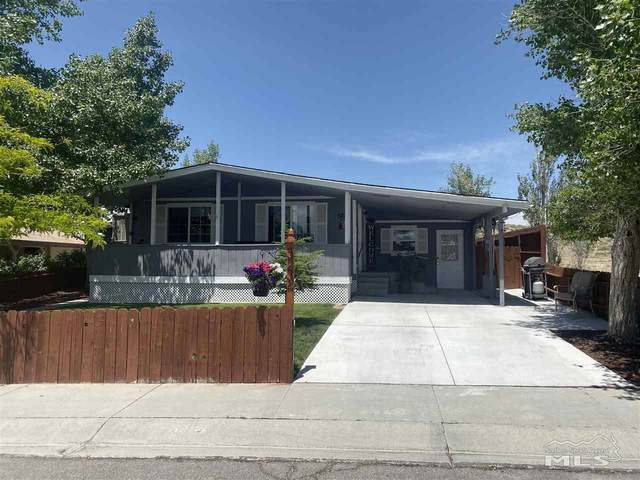 3234 Golden Mountain Lane, Tonopah, NV 89049 (MLS #200007396) :: NVGemme Real Estate