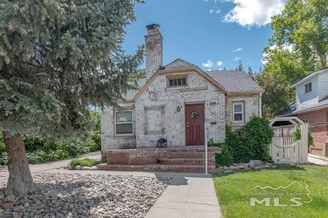 1015 Gordon Avenue, Reno, NV 89509 (MLS #200007425) :: Harcourts NV1