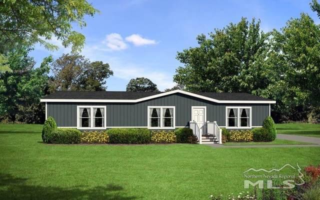 1155 Cooney W Ninth Street, Silver Springs, NV 89429 (MLS #200007462) :: Ferrari-Lund Real Estate
