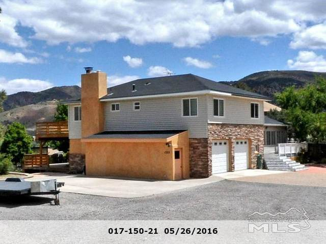 1305 Rocky Vista Ct, Reno, NV 89521 (MLS #200007464) :: The Mike Wood Team