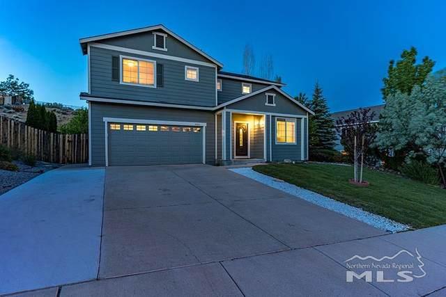 4085 Royal Sage Drive, Reno, NV 89503 (MLS #200007472) :: Chase International Real Estate