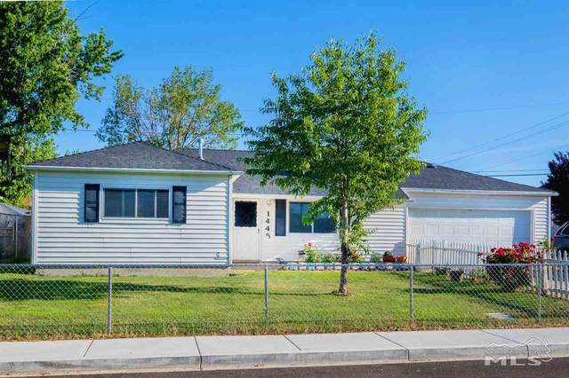 1445 Russell Way, Sparks, NV 89431 (MLS #200007475) :: Chase International Real Estate