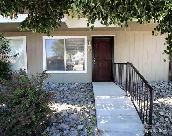 1400 E 9th #13, Reno, NV 89512 (MLS #200007481) :: NVGemme Real Estate