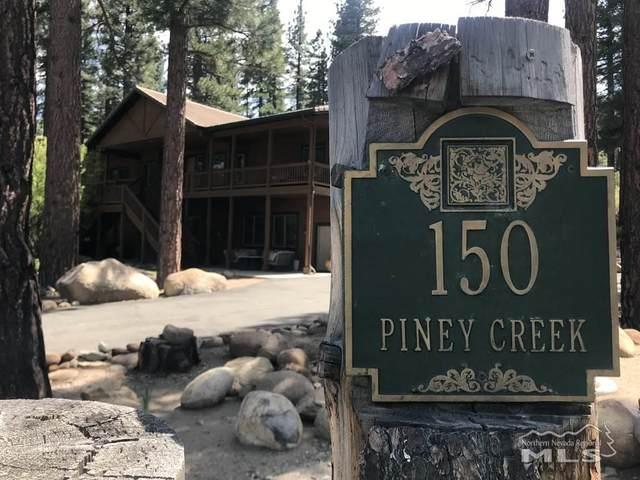 150 Piney Creek #150, Reno, NV 89511 (MLS #200007493) :: Ferrari-Lund Real Estate