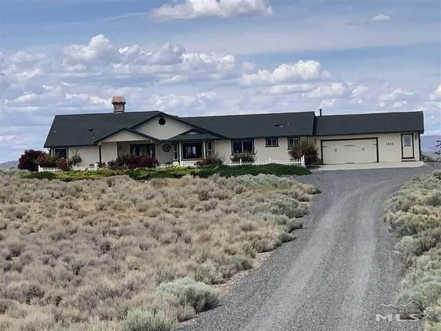 1936 Borda, Gardnerville, NV 89410 (MLS #200007519) :: Chase International Real Estate