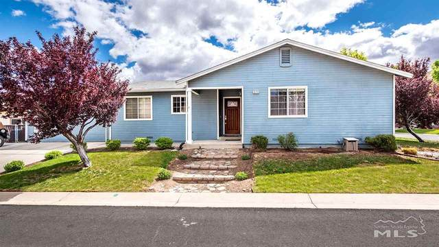 372 Rue De La Mauve, Sparks, NV 89434 (MLS #200007536) :: Theresa Nelson Real Estate
