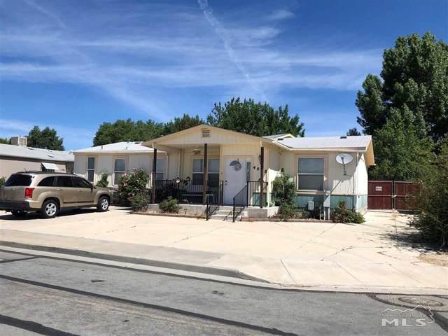 4088 Sherman Lane, Carson City, NV 89706 (MLS #200007546) :: Theresa Nelson Real Estate