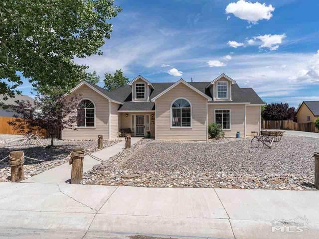120 Nantucket Dr, Dayton, NV 89403 (MLS #200007560) :: Theresa Nelson Real Estate