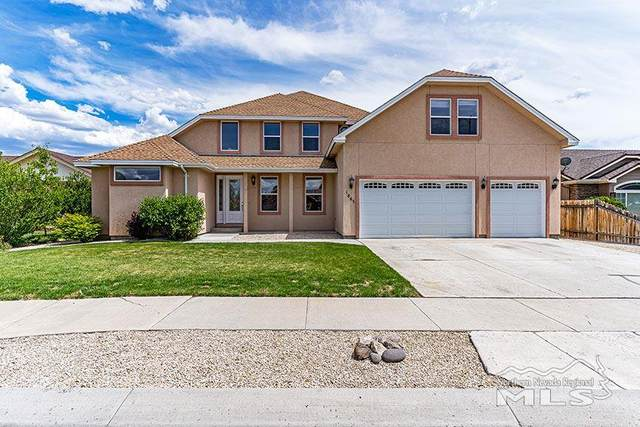 1865 Divot Road, Carson City, NV 89701 (MLS #200007563) :: Fink Morales Hall Group