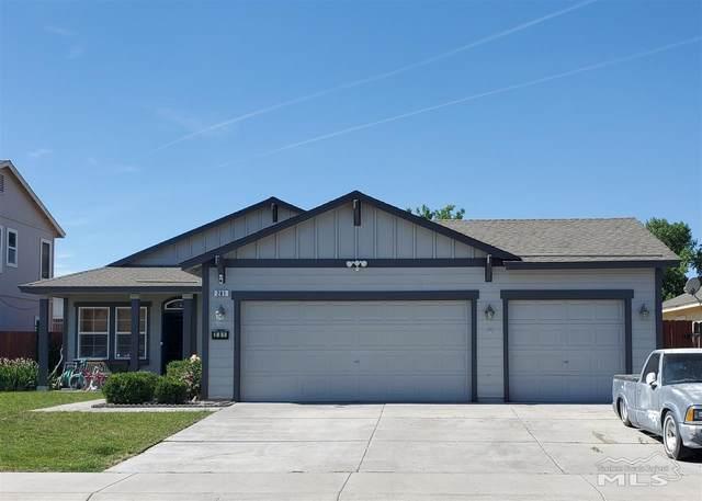 281 Fallen Leaf, Fernley, NV 89408 (MLS #200007583) :: Chase International Real Estate