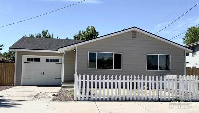 1269 E 5th St., Carson City, NV 89791 (MLS #200007584) :: Vaulet Group Real Estate