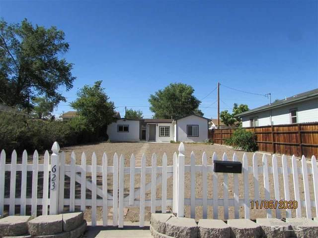 623 Thoma, Reno, NV 89502 (MLS #200007606) :: Vaulet Group Real Estate