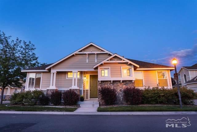 3501 Heron's Circle, Reno, NV 89502 (MLS #200007610) :: Vaulet Group Real Estate