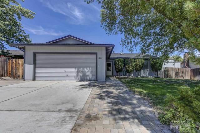 3977 Kentwood Ct, Reno, NV 89503 (MLS #200007619) :: Vaulet Group Real Estate