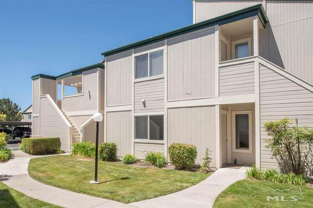 2659 Sycamore Glen #4, Sparks, NV 89434 (MLS #200007693) :: The Mike Wood Team