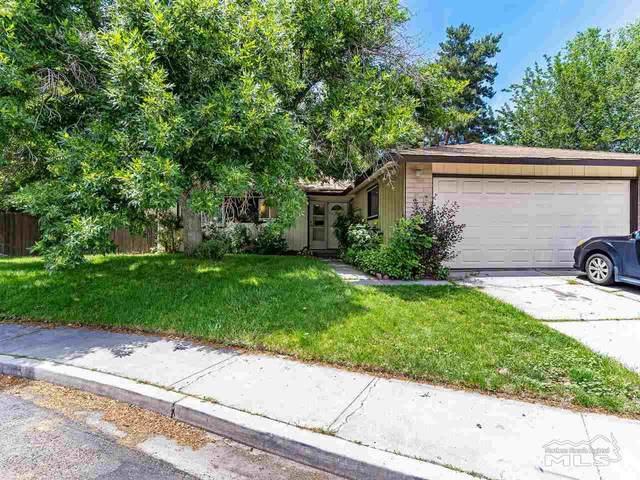 7285 Stonehouse Circle, Reno, NV 89511 (MLS #200007698) :: Fink Morales Hall Group