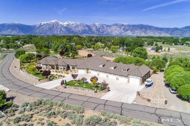 1560 Willow Creek Lane, Gardnerville, NV 89410 (MLS #200007709) :: Chase International Real Estate