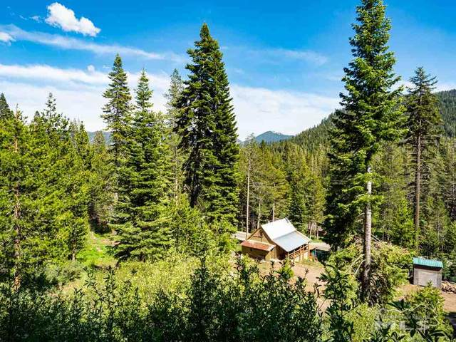 20331 Us Hwy 50, South Lake Tahoe, CA 95735 (MLS #200007730) :: Theresa Nelson Real Estate