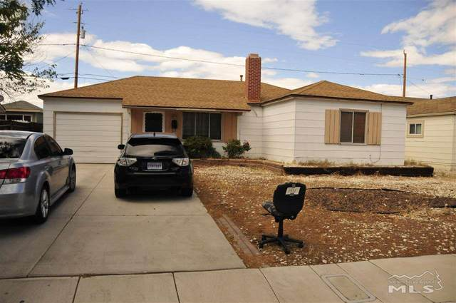 1340 Vance Way, Sparks, NV 89431 (MLS #200007748) :: Chase International Real Estate