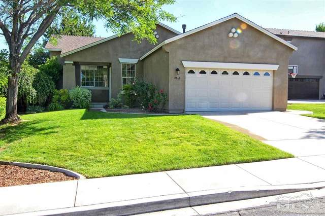 2860 Ashland Ave, Sparks, NV 89436 (MLS #200007761) :: The Mike Wood Team