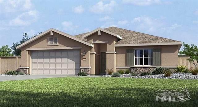 7094 Saddlehorn Rd Homesite 3034, Carson City, NV 89701 (MLS #200007772) :: Theresa Nelson Real Estate