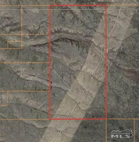 526008 Eureka County, Eureka, NV 89316 (MLS #200007775) :: Chase International Real Estate